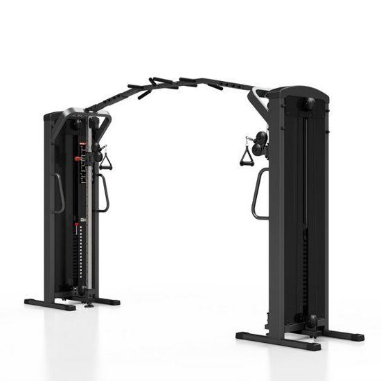 Brama do siłowni z regulacją rączek MP-U204 Marbo Professional