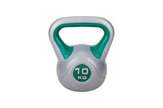 Hantla Kettlebell winylowa 10kg Hop-Sport