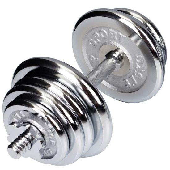 Hantla chromowana 20 kg Hop-Sport