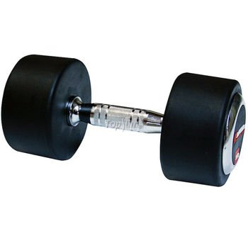 Hantla stała gumowana Insportline 12,5kg