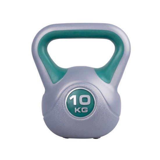 Hantla winylowa Kettlebell Insportline 10 kg