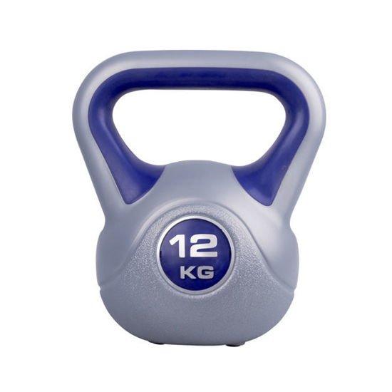 Hantla winylowa Kettlebell Insportline 12 kg