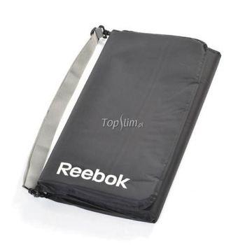 Mata do ćwiczeń czarna RAEL-11021BK Reebok