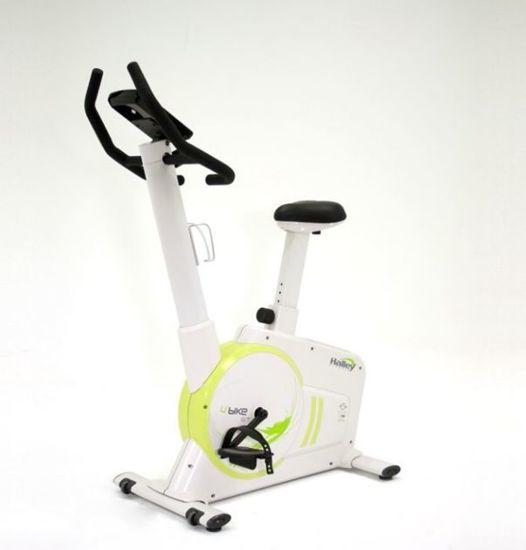 Rower stacjonarny treningowy Halley Fitness Upright ST